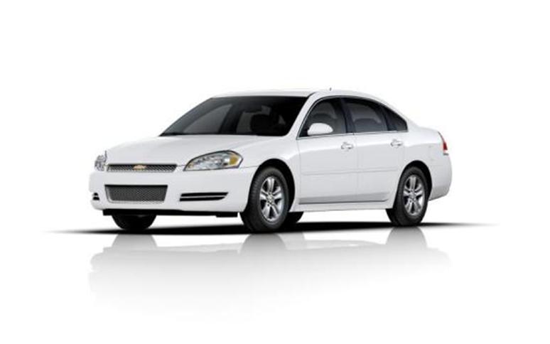 Buy Vehicle Chevrolet Impala LS 2012
