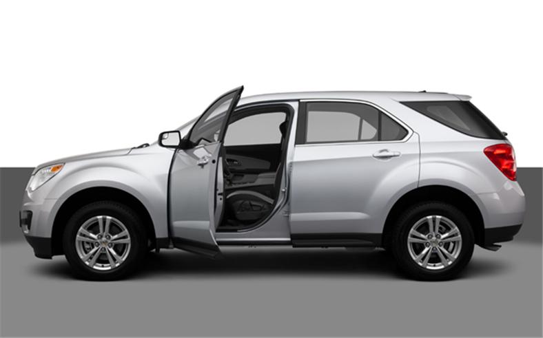 Buy SUV Chevrolet Equinox LS 2012
