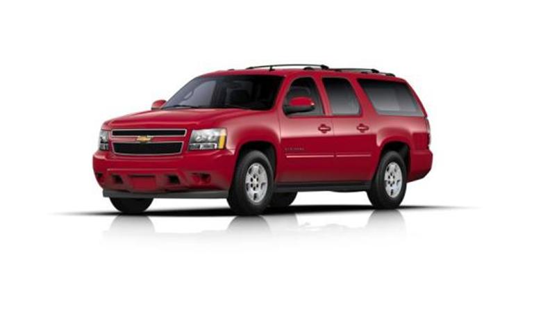 Buy SUV Chevrolet Suburban LS 2012
