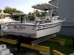 1986 Grady White Sailfish 25 – Johnson Custom Boats, Inc  | all biz