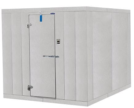 Buy Brand New 6' X 6' X 8' Walk-in Cooler w/ Remote 3/4 HP Refrigeration System