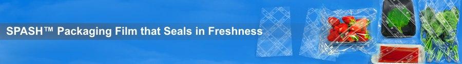 Buy SPASH™ Packaging Film that Seals in Freshness