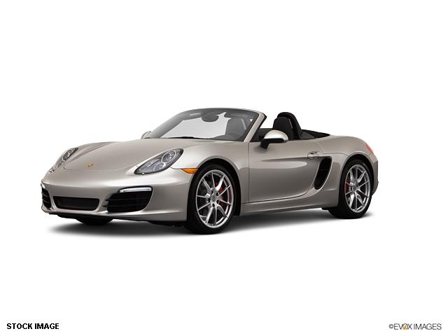 Buy Porsche Boxster S Cabriolet Car