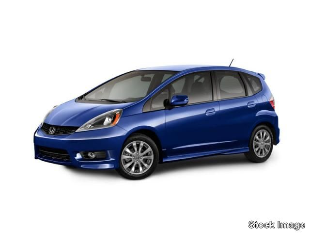 Buy Honda Fit Sport Hatchback Car