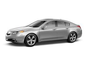 Buy Acura TL SH-AWD Sedan Car