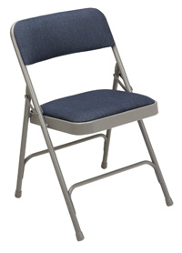Buy 8100 Fabric Upholstery Folding Chairs