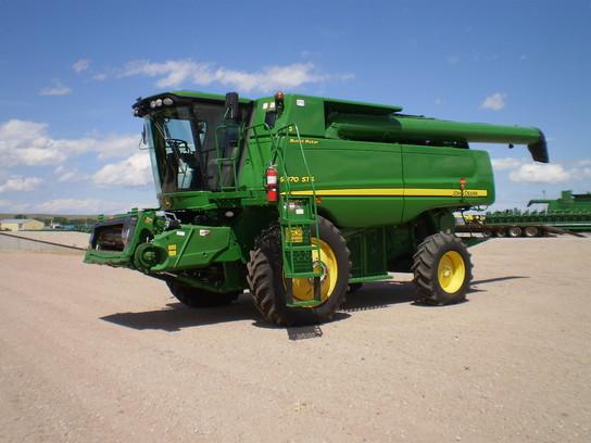 Buy John Deere 9870STS 2011