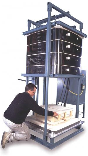 Buy Easy-to-Load Production Kilns