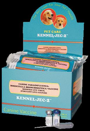 Buy Kennel-Jec 2� (Bordetella-Flu Nasal)