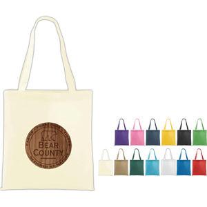 Buy Polypropylene Flat Tote Bag