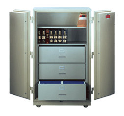 Buy Schwab Fireguard® Fire Resistant Record Safes