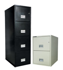 "Buy Schwab Series 2500 25"" Deep Filing Cabinets"