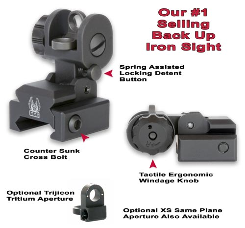 Buy GGG-1005 A2 Back Up Iron Sight