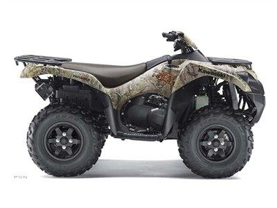 Buy Kawasaki Brute Force® 750 4x4i EPS Camo ATV