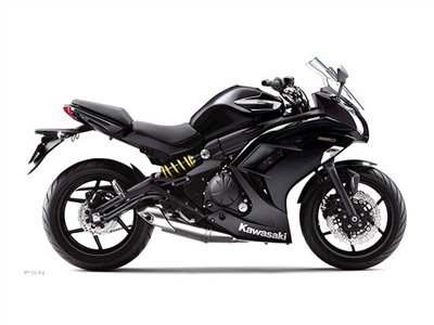 Buy Kawasaki Ninja® 650 ABS Motorcycle