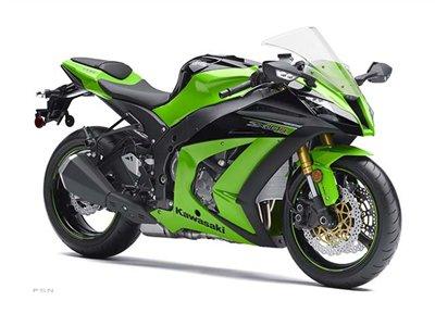 Buy Kawasaki Ninja® ZX™-10R ABS Motorcycle