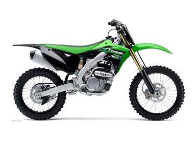 Buy Kawasaki KX™250F Motorcycle
