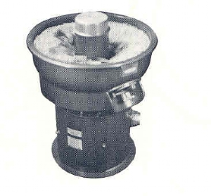 Buy FM-3 vibratory finishing mill