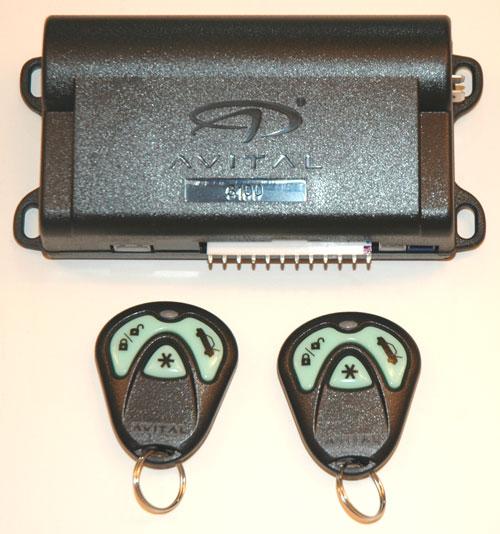 Buy DEI Avital 3100 Alarm System