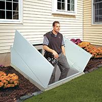 Buy Classic Series Steel Sided Basement Door
