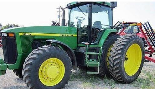 Buy 1997 JOHN DEERE 8100