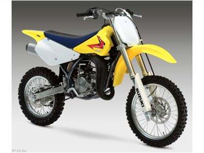 Buy Suzuki RM85 Motorcycle