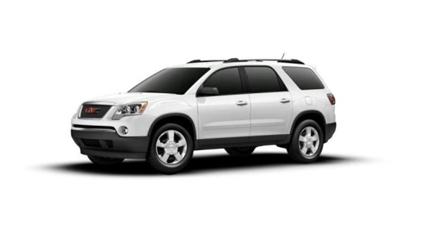 Buy GMC Acadia FWD 4dr SL 2012 SUV