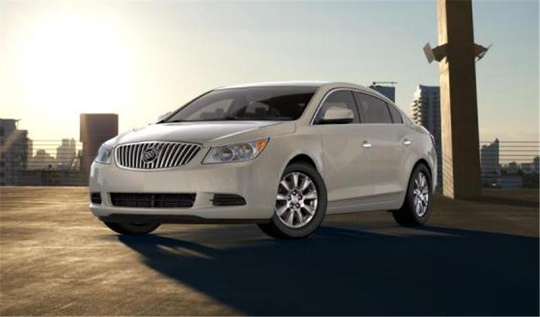 Buy Buick LaCrosse FWD Base 2012 Vehicle