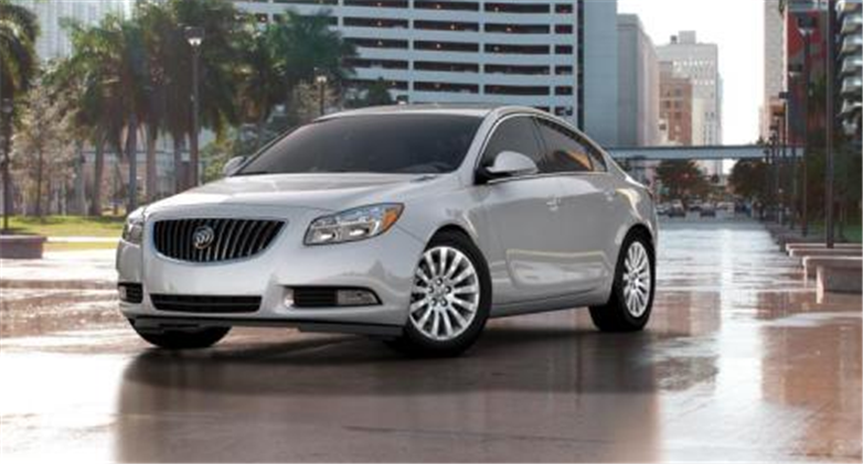 Buy Buick Regal Base 2012 Vehicle