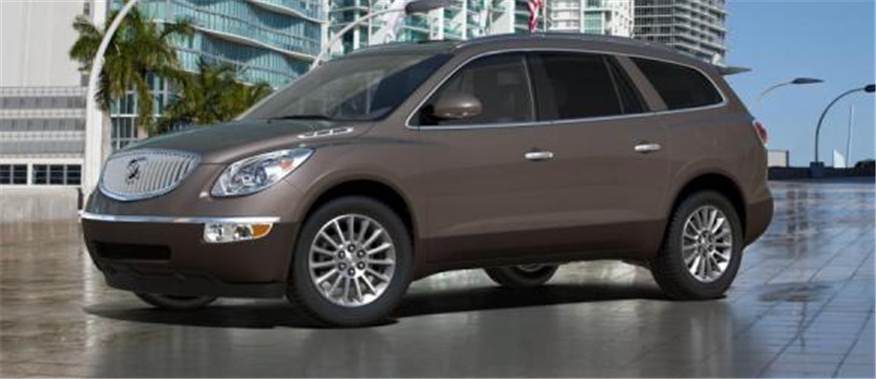 Buy Buick Enclave Base FWD 2012 SUV
