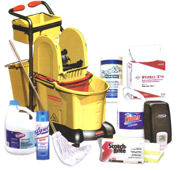 Buy Janitorial Supplies