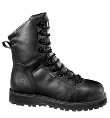 Buy Men's 8-Inch Insulated Leather Boot/Safety Toe