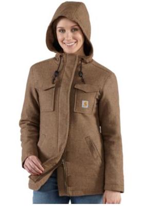 Buy Women's Camden Solid Wool Parka