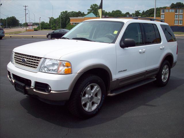 Buy Ford Explorer Eddie Bauer SUV