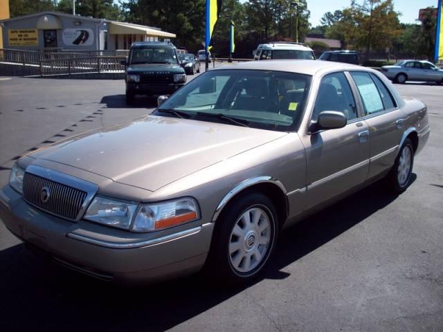 Buy Mercury Grand Marquis LS Premium Car