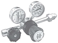 CYL-1 Series Cylinder Regulators
