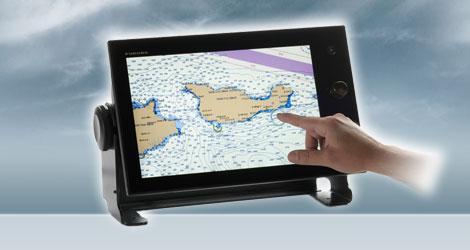 Buy NavNet TZtouch Multi Touch MFD | TZT9