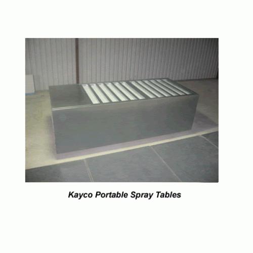 Buy Portable Spray Tables