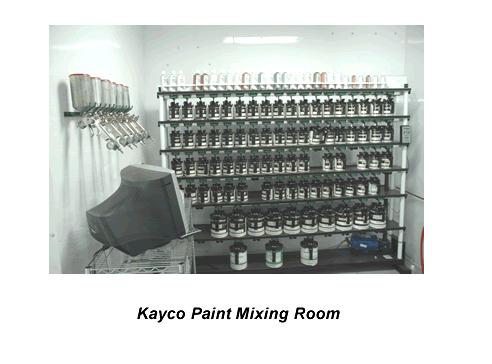 Buy Kayco Mixing Rooms