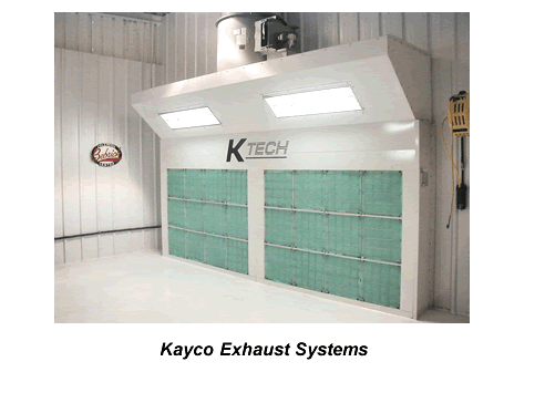Buy Kayco Exhaust Systems