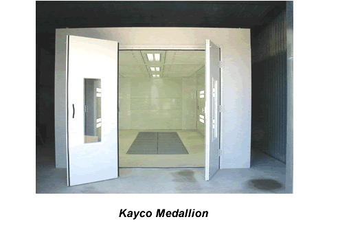 Buy Medallion Superior Performance Series Paint Booths Systems