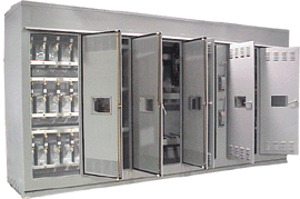 Buy Metal enclosed capacitor banks and harmonic filter banks for substation applications