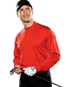 Buy A104 adidas Golf Men's ClimaLite® Tech Long-Sleeve Mock