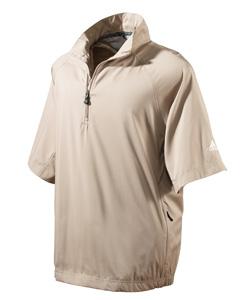 Buy A67 adidas Golf Men's ClimaProof® Short-Sleeve Wind Shirt