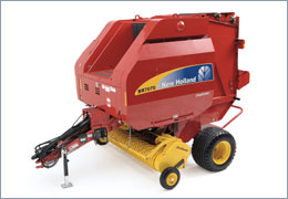 Buy Round Balers New Holland BR7000 Series