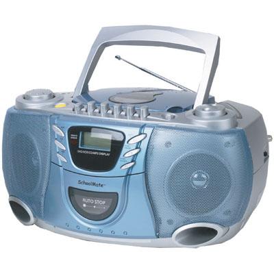 Buy CD Player w/Stereo AM/FM Radio & Cassette Recorder