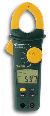 Buy Electrical Testers Greenlee CM-850
