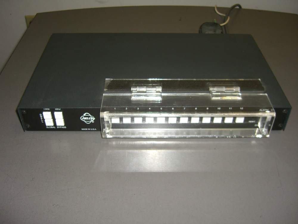 Buy 4 Position Video Switcher W/Alarming Inputs