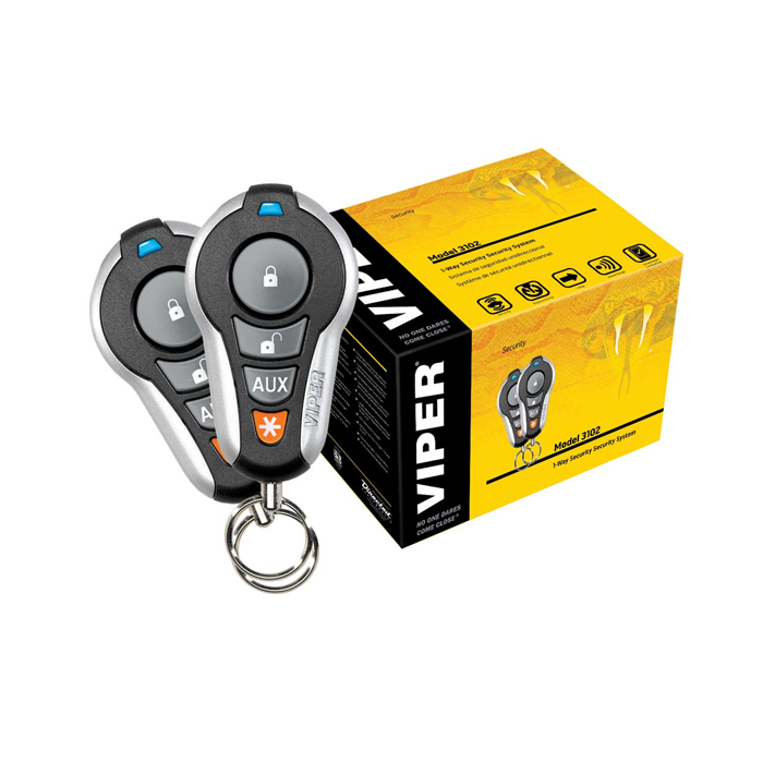 Buy Viper 1002 1-Way Security System