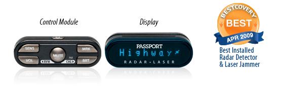 Buy Passport 9500ci Radar Detector